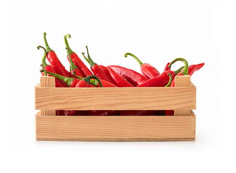 Long red pepper